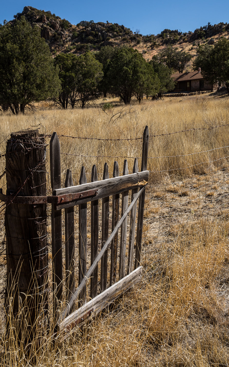 Faraway ranch chiricahua nm cochise county arizona for Az game and fish draw results 2017